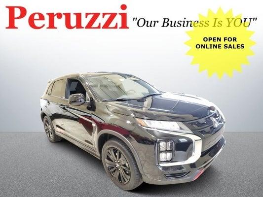 2020 Mitsubishi Outlander Sport Black Edition 2 0 Fairless Hills